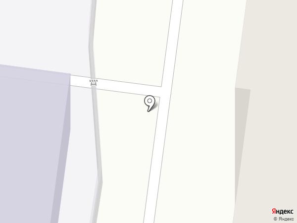 Мегаполис-строй на карте Брянска