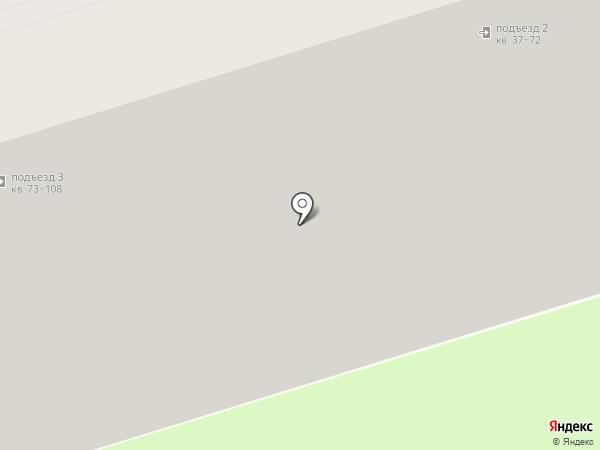 Подиум на карте Брянска