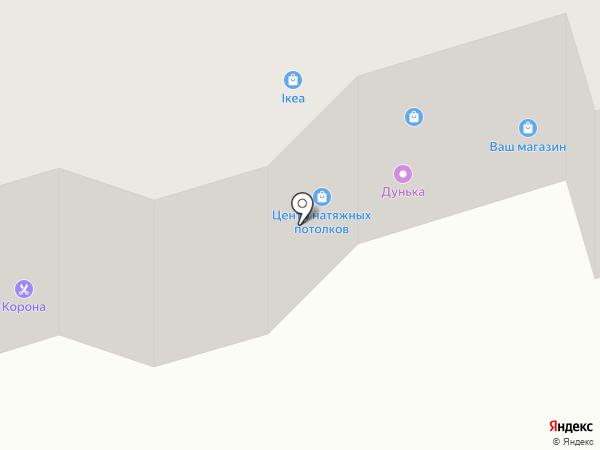 Альянс-Авто на карте Брянска