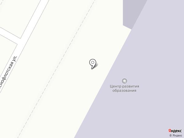 Духовно-просветительский православный центр во имя преподобного Александра Свирского на карте Петрозаводска