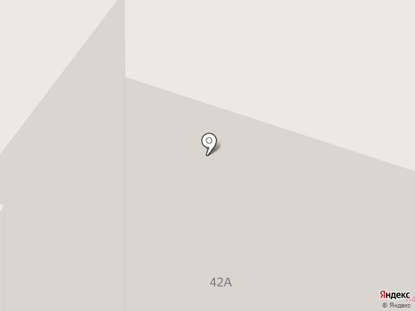 Офис 404 на карте Петрозаводска