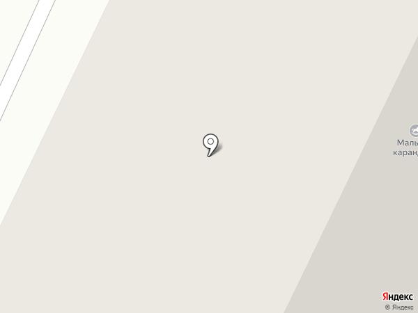 Эксперимент на карте Петрозаводска