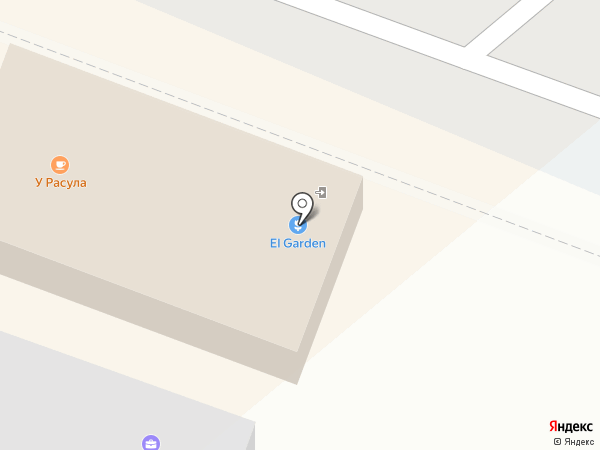 Табакерка на карте Брянска