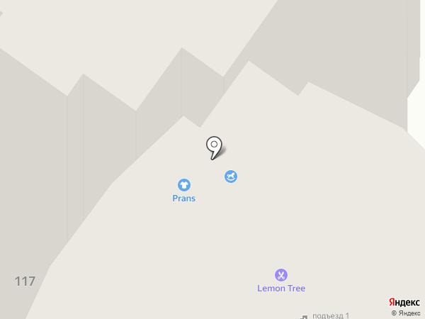 Торгово-монтажная компания на карте Брянска