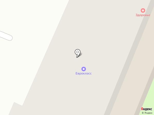 ЗДОРОВЬЕ на карте Брянска