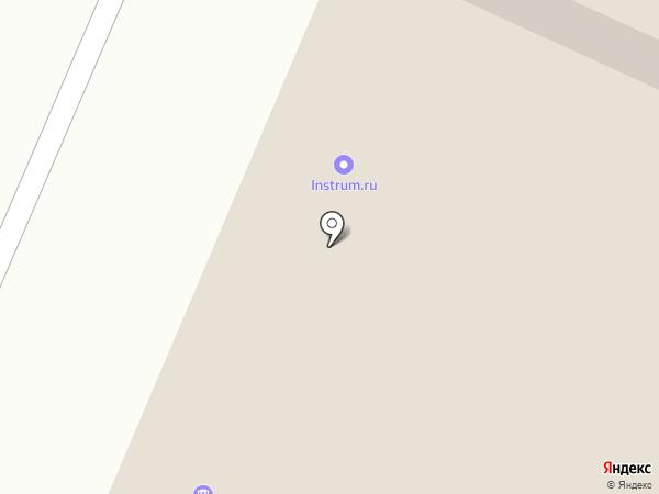 Управление жилищно-коммунального хозяйства, МКУ на карте Брянска