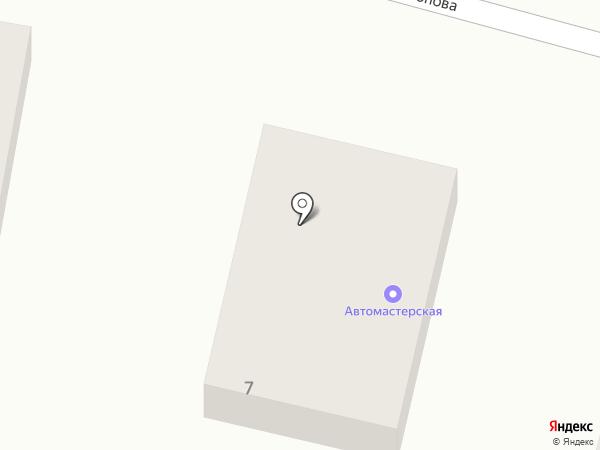 Автомастерская на карте Брянска