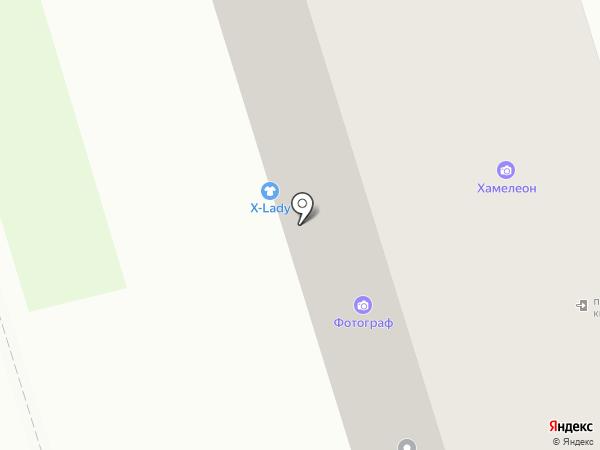 Выкрутасы на карте Брянска