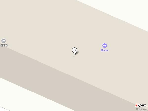 РЭУ на карте Брянска