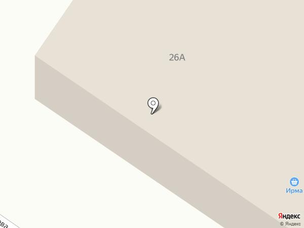 Строительное предприятие №1, ЗАО на карте Петрозаводска