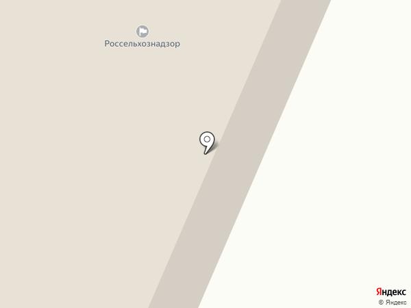 Отдел надзора в области внутреннего карантина растений г. Брянска на карте Брянска