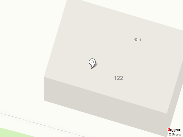 Центр ремонта холодильников на карте Брянска