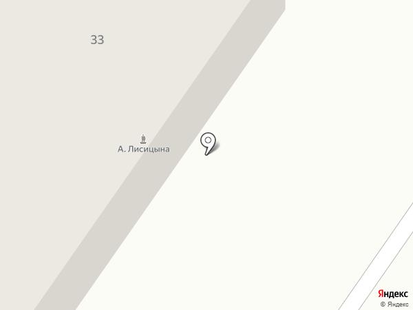 Петрозаводское ГОРПО на карте Петрозаводска