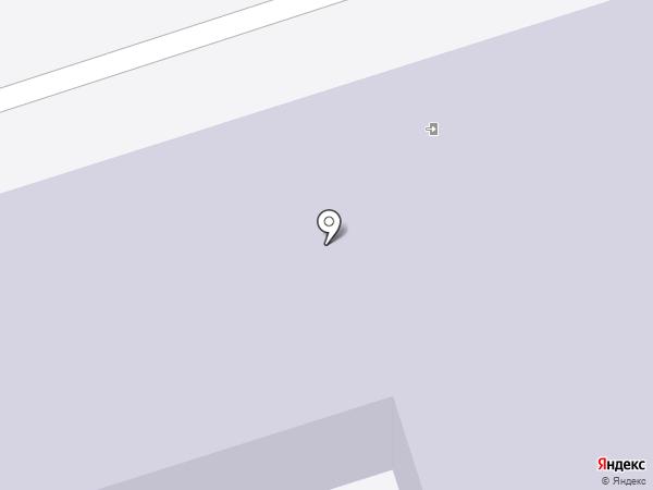 Средняя общеобразовательная школа №54 на карте Брянска