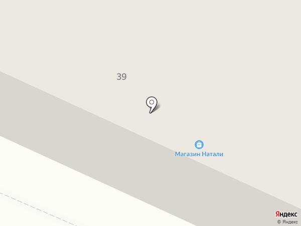 Медовый дом на карте Петрозаводска