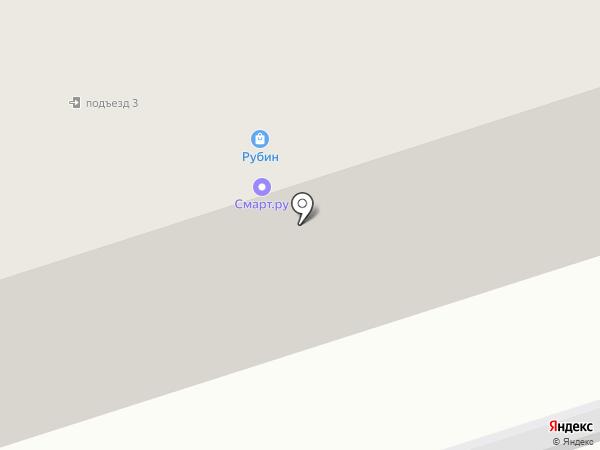 Юридическая компания на карте Брянска