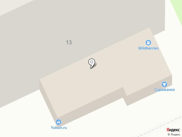 Твое Хобби на карте Брянска