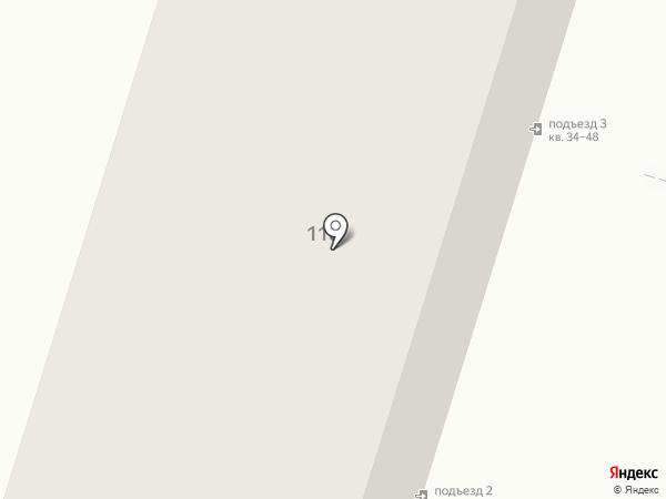 Афродита на карте Брянска