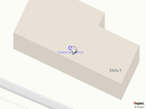 Автодок на карте Брянска