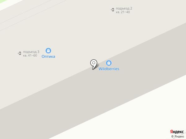 Жилсервис на карте Брянска