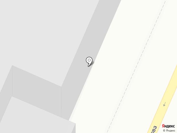 Совёнок на карте Брянска