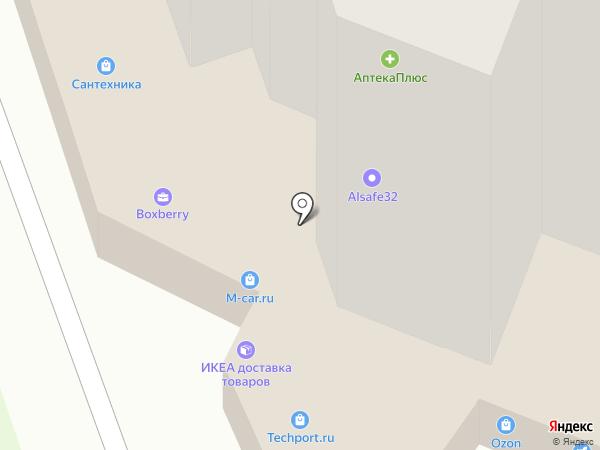 eltreco на карте Брянска