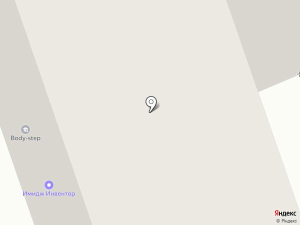 Мега-Сервис на карте Брянска