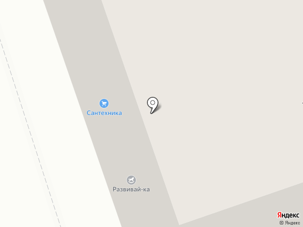 DesignLeague на карте Брянска