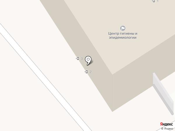 Центр гигиены и эпидемиологии в Республике Карелия на карте Петрозаводска
