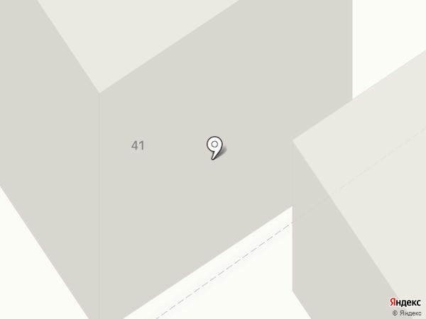 Черняховского-41, ТСЖ на карте Петрозаводска