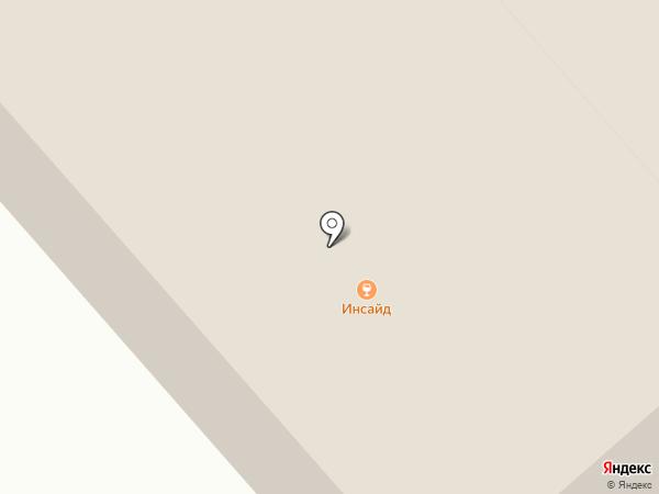 Red bar на карте Брянска