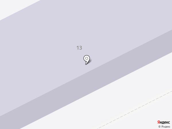 Детский сад №27 на карте Брянска
