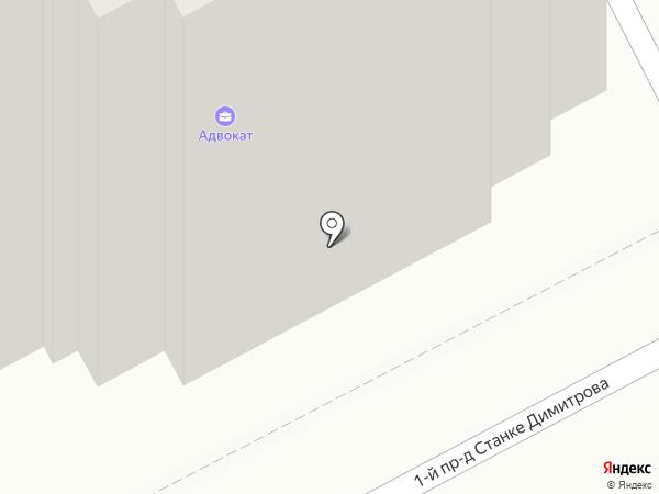 Заряд на карте Брянска