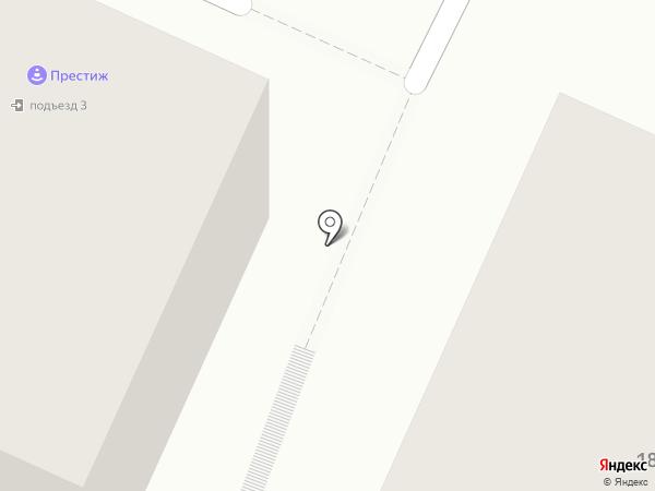 Дёнер Кебаб на карте Петрозаводска