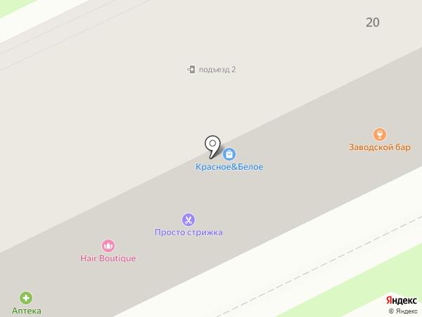 Чистомир на карте Брянска