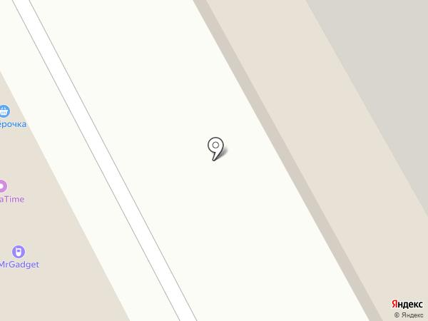 Fox Tail на карте Брянска