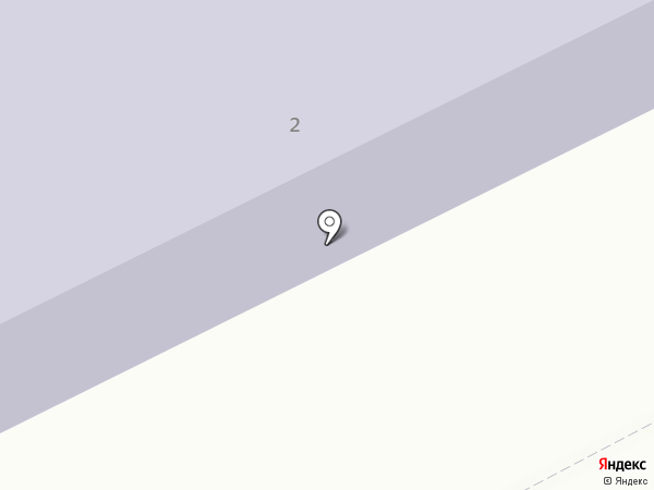Средняя общеобразовательная школа №8 на карте Брянска