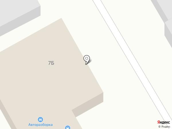 Автосервис на карте Брянска