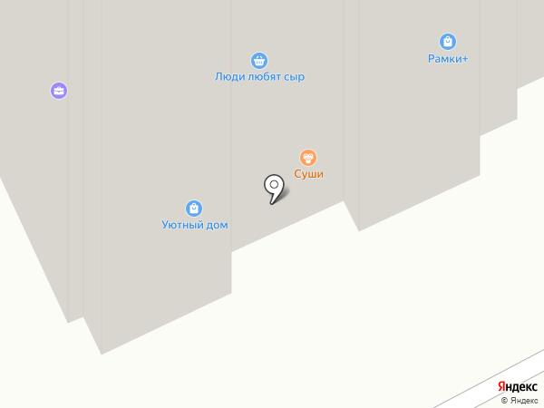 Магазин керамической плитки на карте Брянска