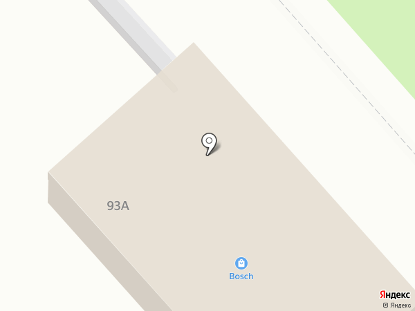 Мастер ДАР на карте Брянска