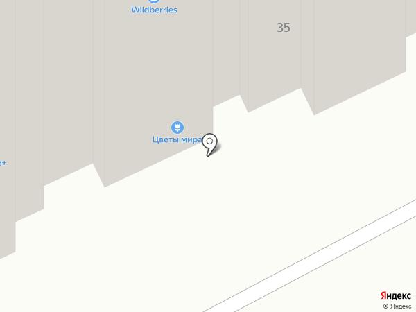 Букет32 на карте Брянска