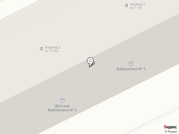 Витязь на карте Брянска