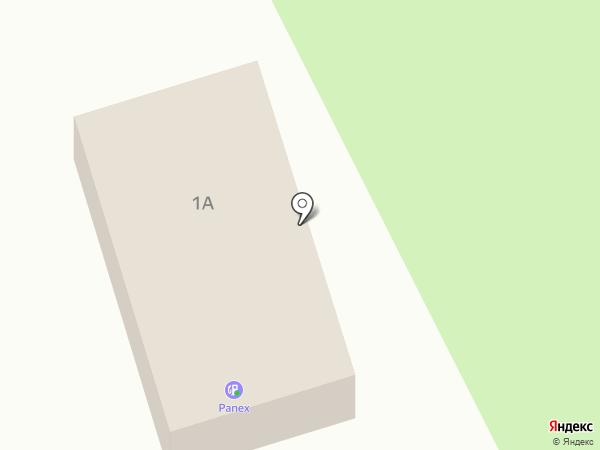 АЗС ARIS на карте Петрозаводска