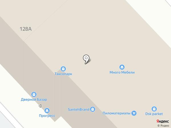 Классика & Кантри на карте Брянска