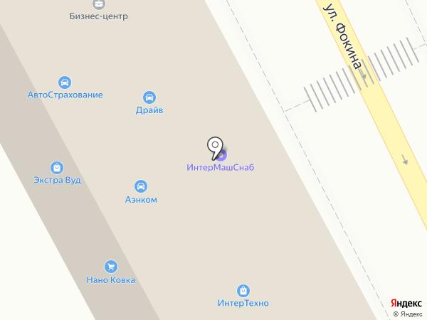 Независимая экспертно-оценочная компания на карте Брянска