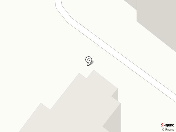 Квартал Авиаторов на карте Брянска