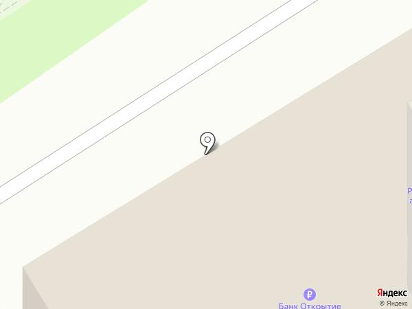 Банкомат, НБ Траст, ПАО на карте Брянска