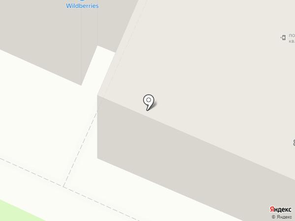 У дома на карте Петрозаводска