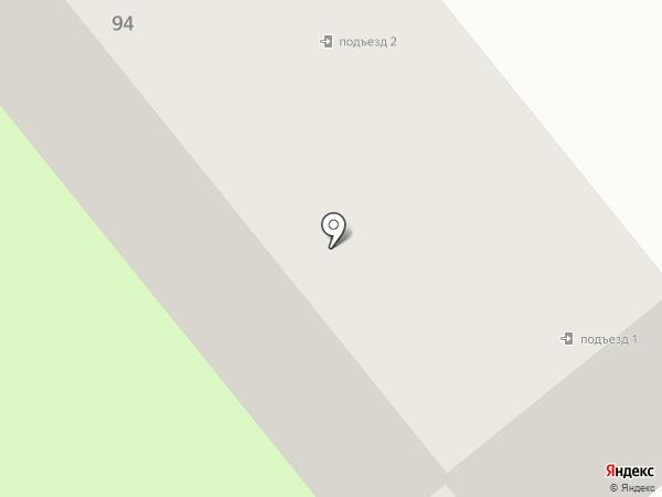 Отдел лицензионно-разрешительной работы УМВД России по город Брянску на карте Брянска