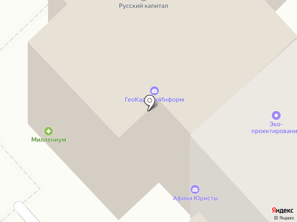 РСС Брянск на карте Брянска